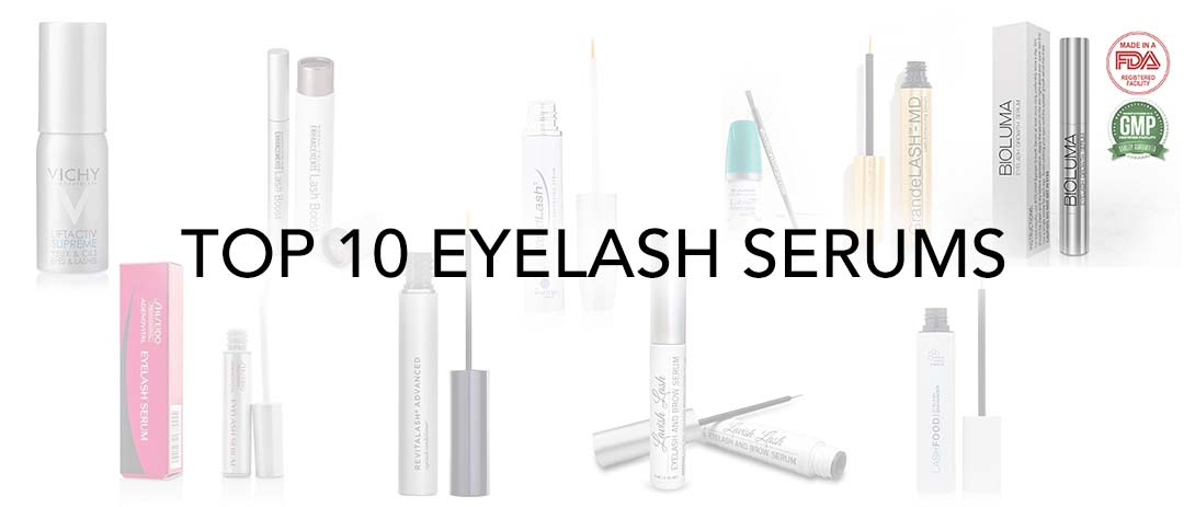 Top 10 eyelash growth enhancer reviews