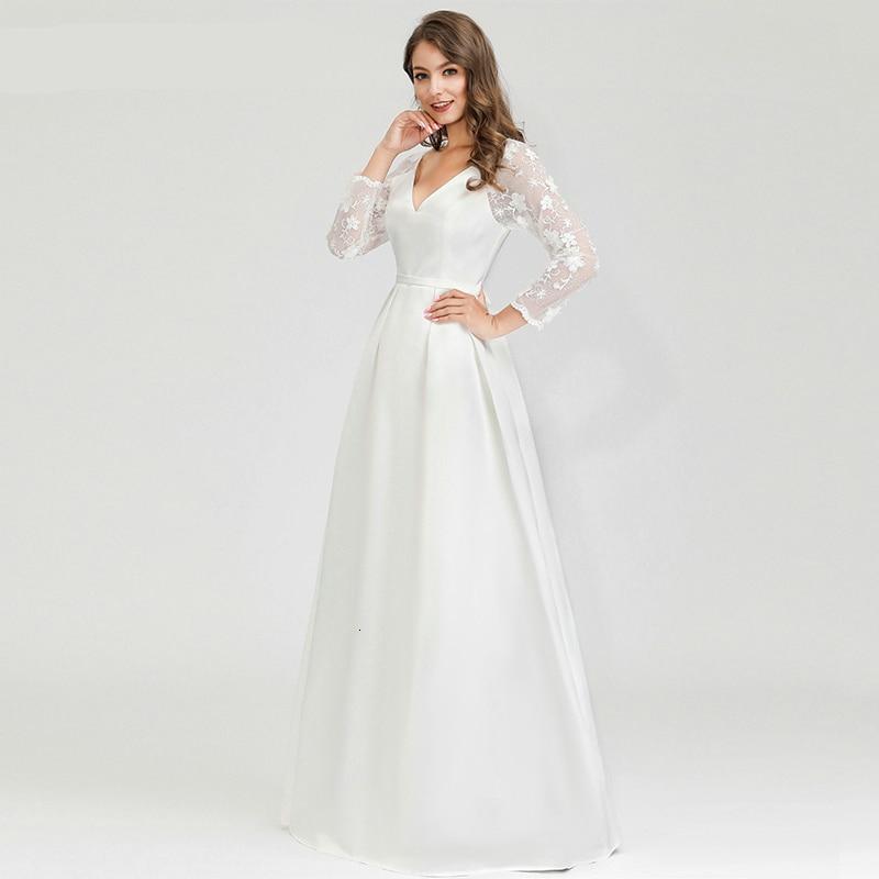 Women's Elegant Wedding Dress